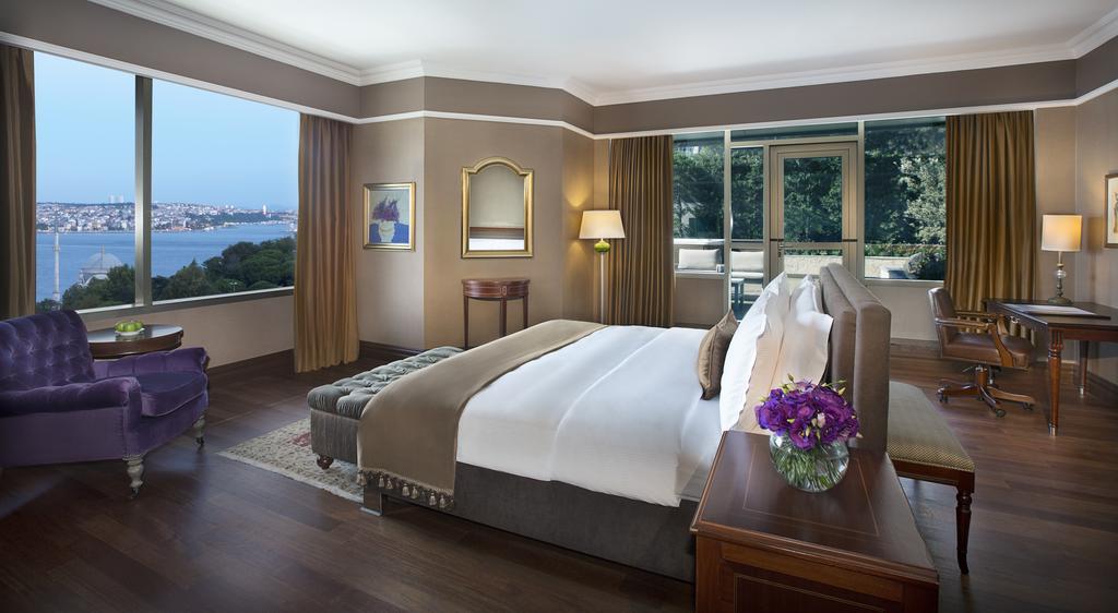 فندق ريتز كارلتون اسطنبول - فنادق اسطنبول على بحر مرمره