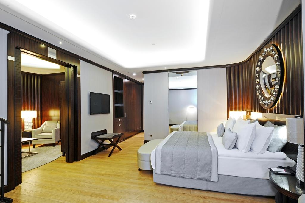 فندق كراون بلازا بورصه - فنادق بورصة 5 نجوم