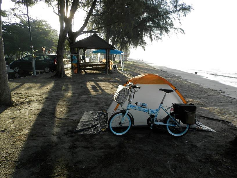 شاطئ باجان لالانج في سيلانجور - السياحة في سيلانجور