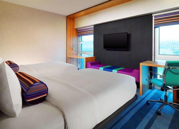 فندق الوفت بورصه - افضل الفنادق في بورصة