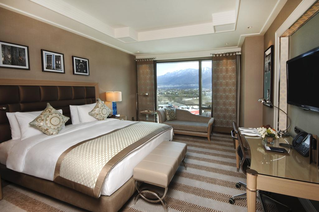 فندق هيلتون بورصة - افضل فنادق بورصه للعوائل