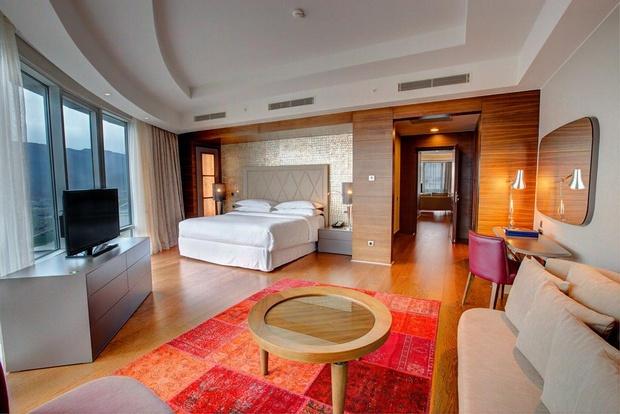 فندق شيراتون بورصه - فنادق بورصة 5 نجوم