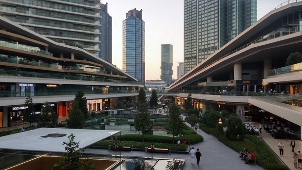 مجمع زورلو اسطنبول - مولات اسطنبول