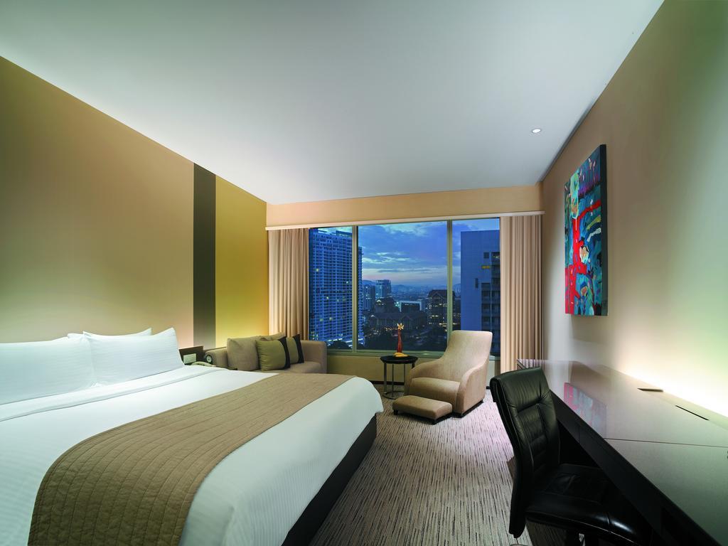 فندق تريدرز كوالالمبور - افضل فنادق كوالالمبور