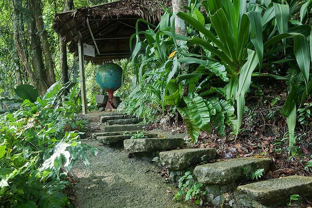 حديقة التوابل بينانج - اماكن سياحية في بينانج
