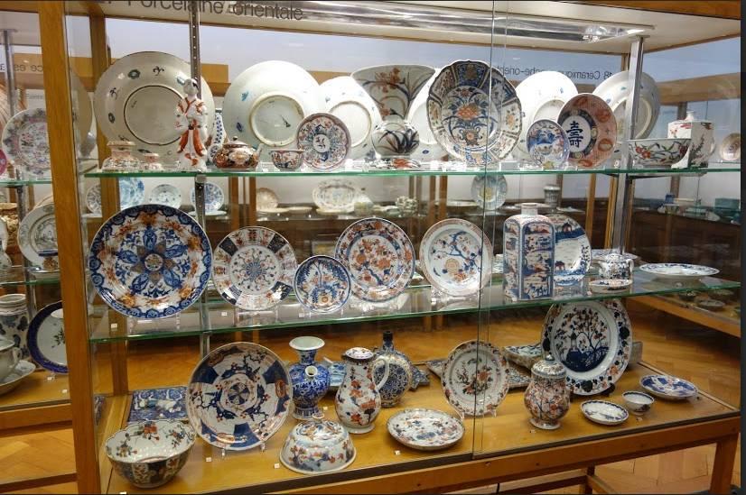 متحف أريانا - الاماكن السياحية في جنيف