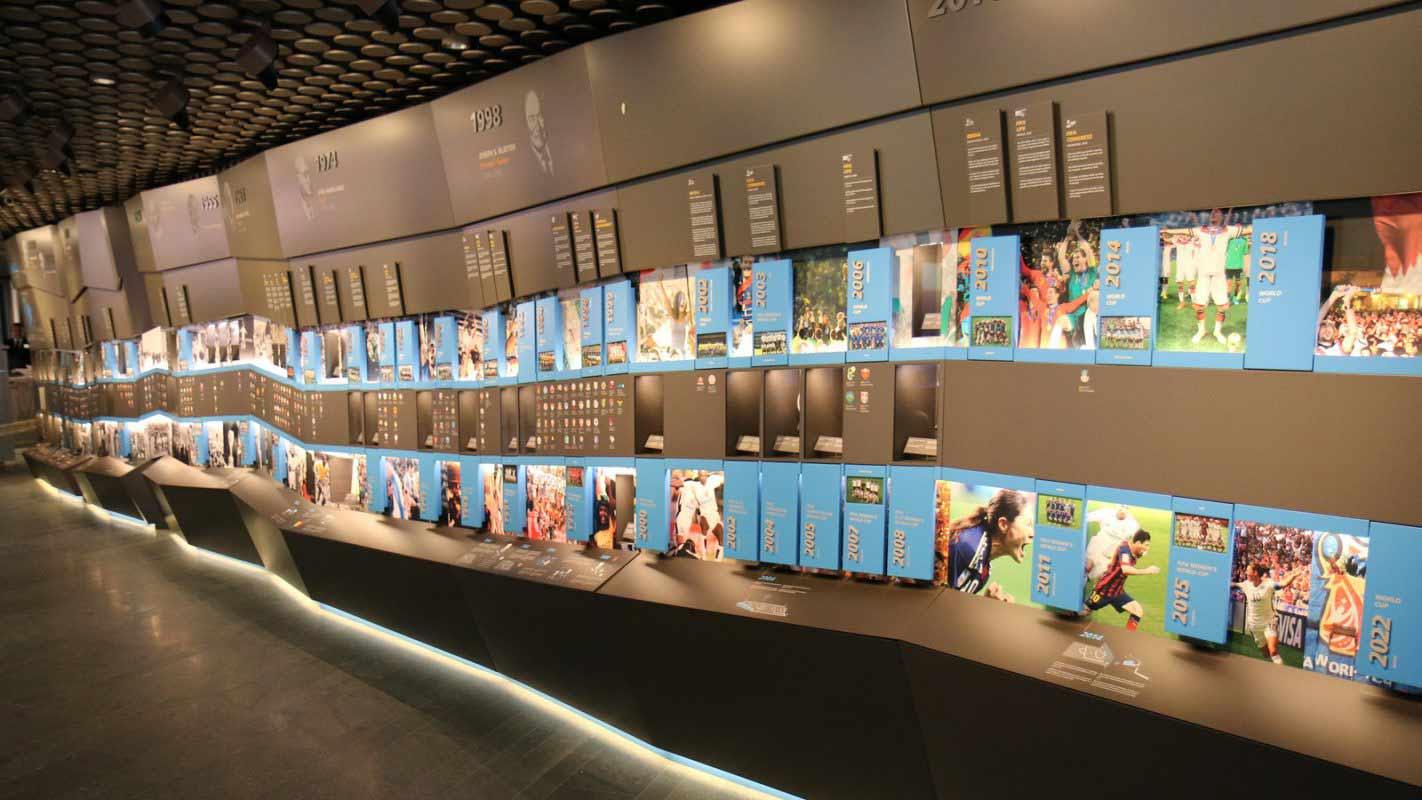 متحف الفيفا لكرة القدم زيورخ