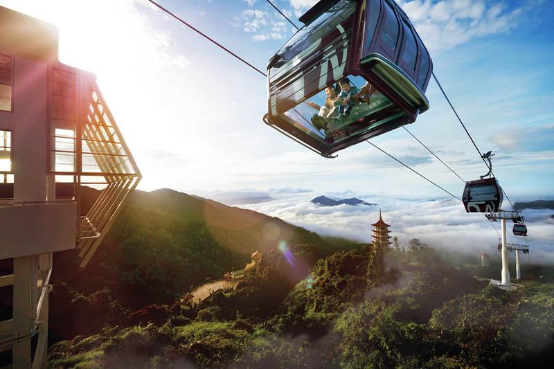 تلفريك جنتنج هايلاند - السياحة في مرتفعات جنتنج هايلاند