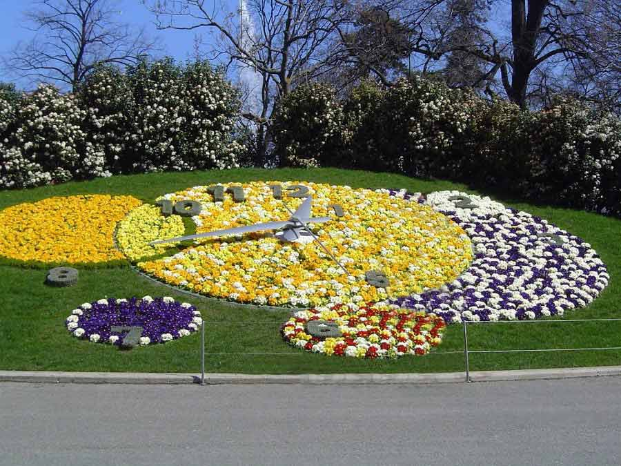 الحديقة الانجليزية في جنيف