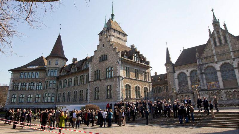 المتحفالوطني السويسري - اهم الاماكن السياحية في زيورخ