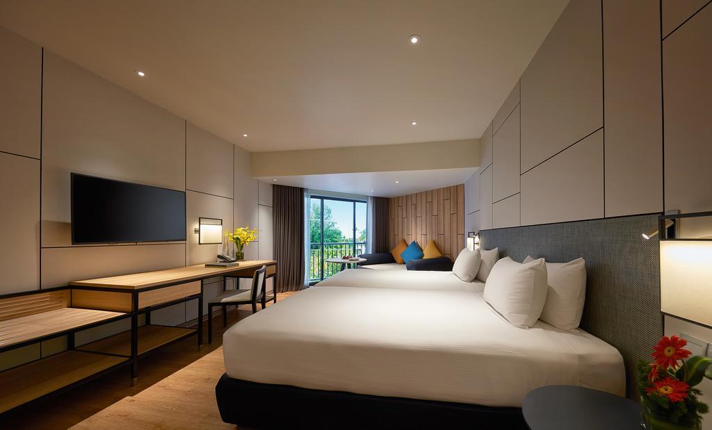فندق بارك رويال في بينانج - افضل فنادق بينانج على البحر