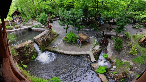 الاماكن السياحية في سبانجا