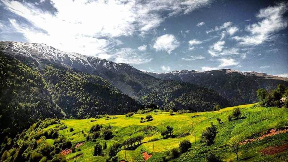 وادي شات - الاماكن السياحية في ريزا