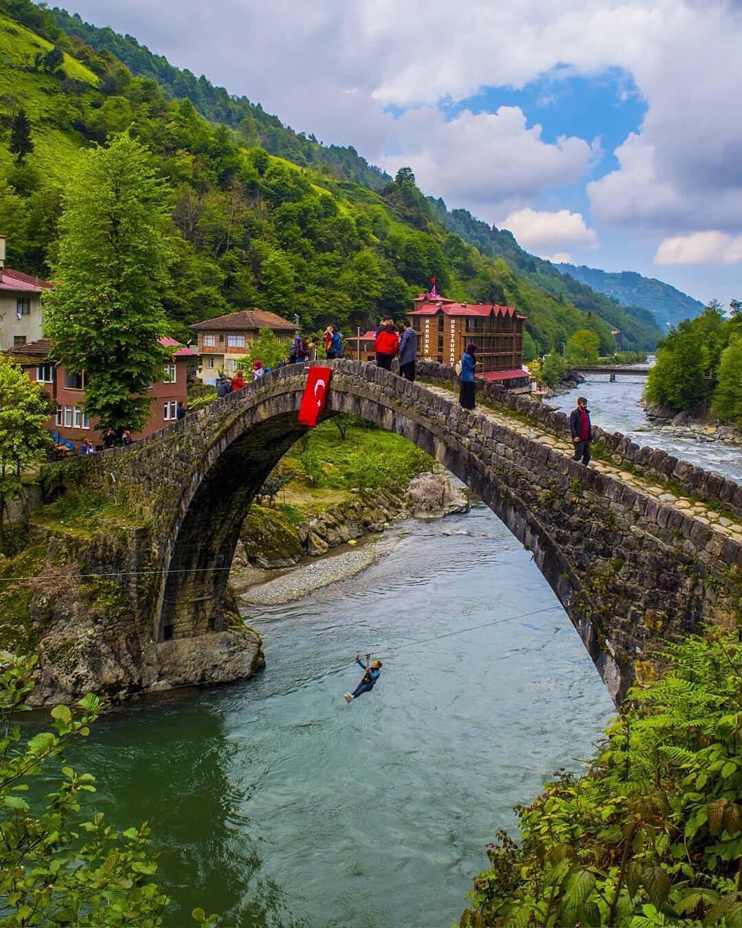مرتفعات ايدر تركيا - السياحة في ريزا