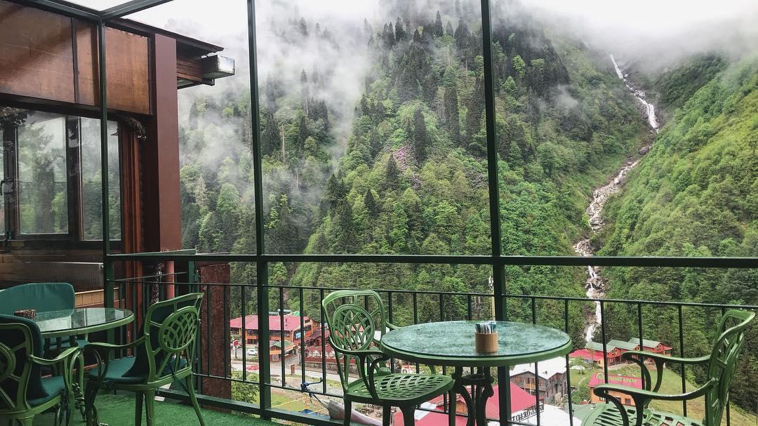 مرتفعات ايدر تركيا