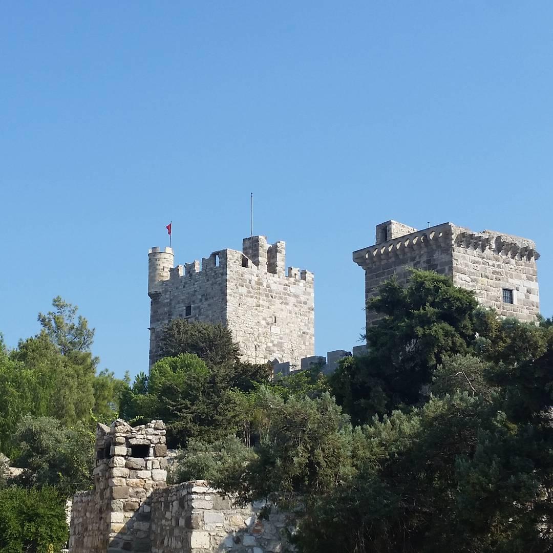 قلعة سانت بيير في بودروم - افضل الاماكن السياحية في بودروم