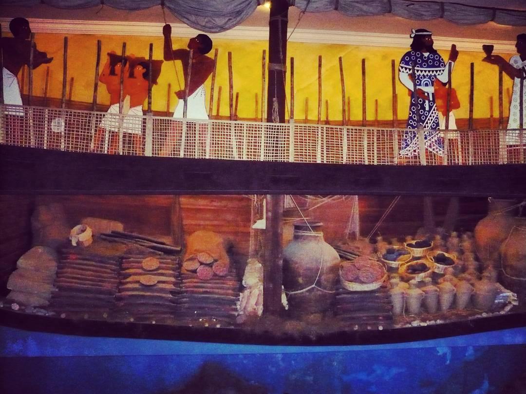 متحف بودروم للآثار تحت الماء