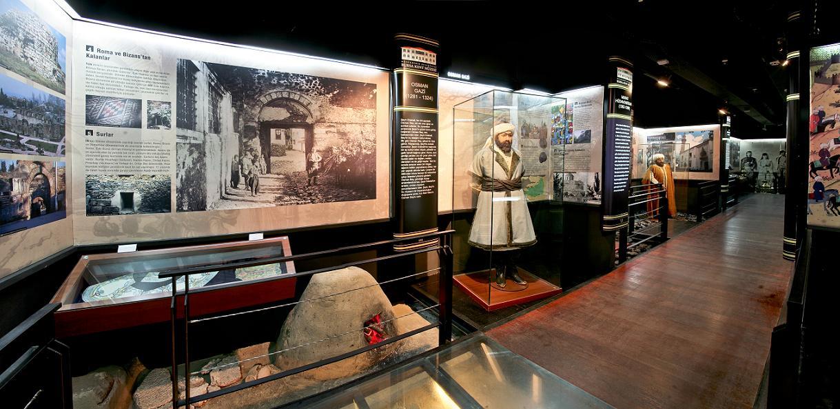 متحف مدينة بورصا