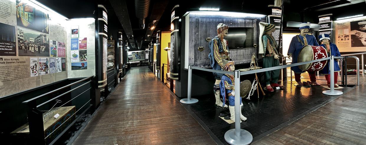 متحف مدينة بورصا - الاماكن السياحية في بورصة