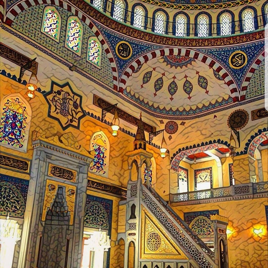 المسجد الاخضر في بورصة