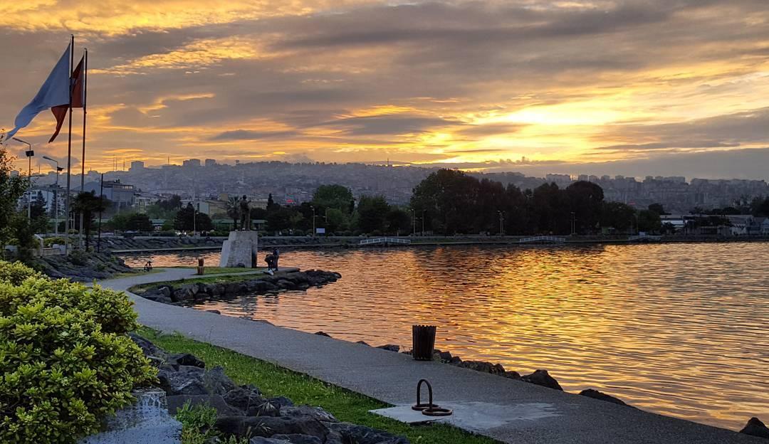 حديقة الشرق في سامسون - اماكن سياحية في سامسون