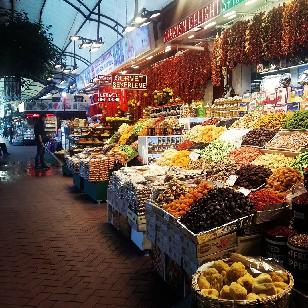 سوق فتحية تركيا - اماكن سياحية في فتحية تركيا
