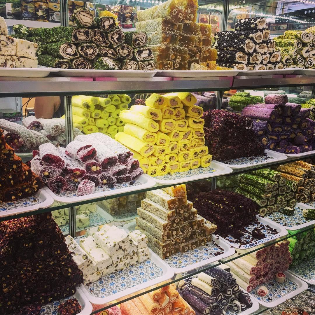 سوق فتحية تركيا