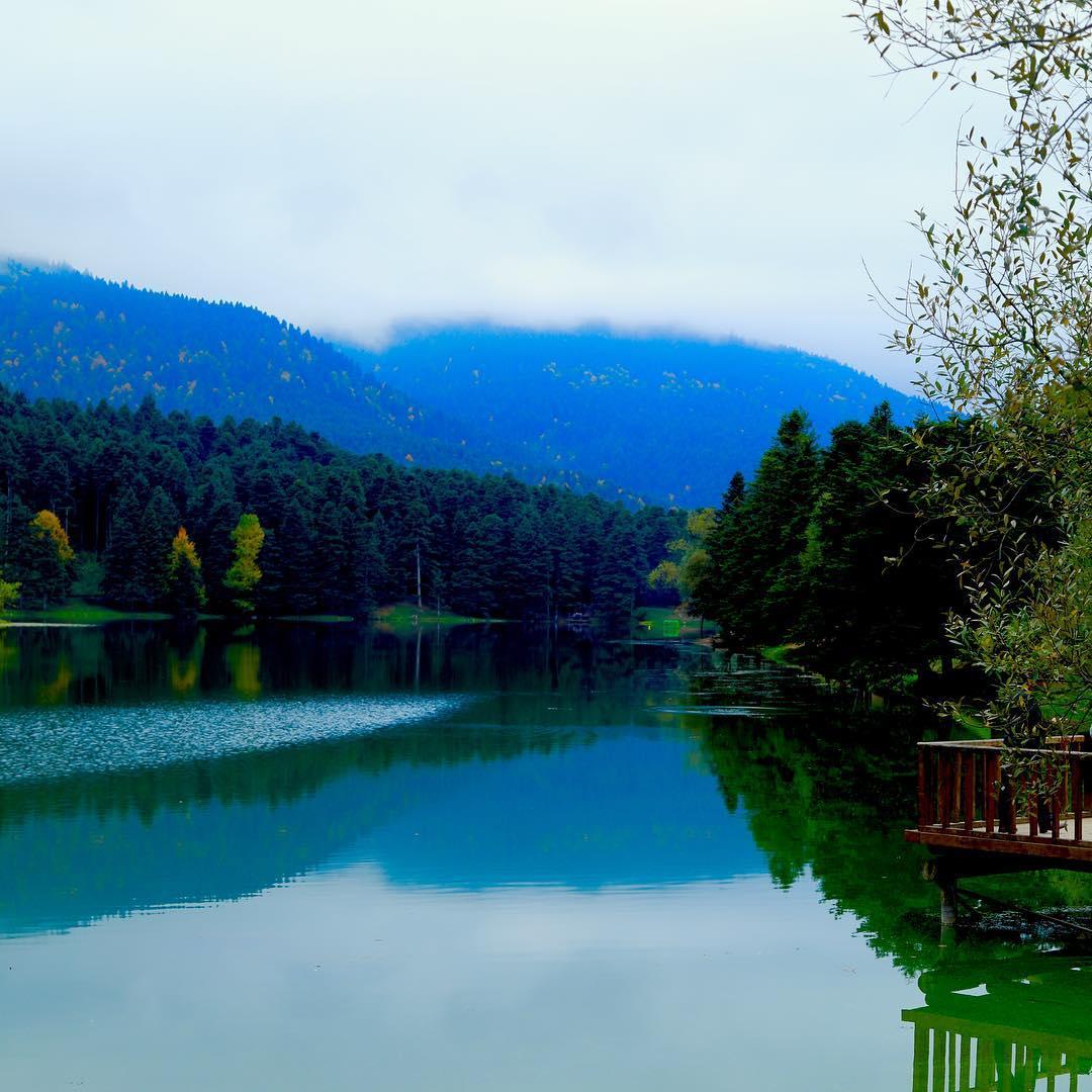 بحيرة جولجوك بولو - الاماكن السياحية في بولو