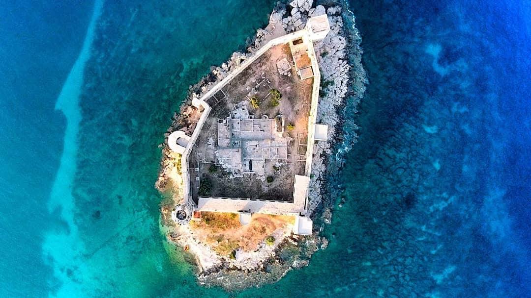 قلعة الفتاة في مرسين - اماكن اسياحية في مرسين تركيا