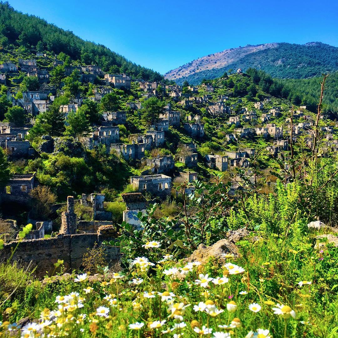 قرية كاياكوي فتحية