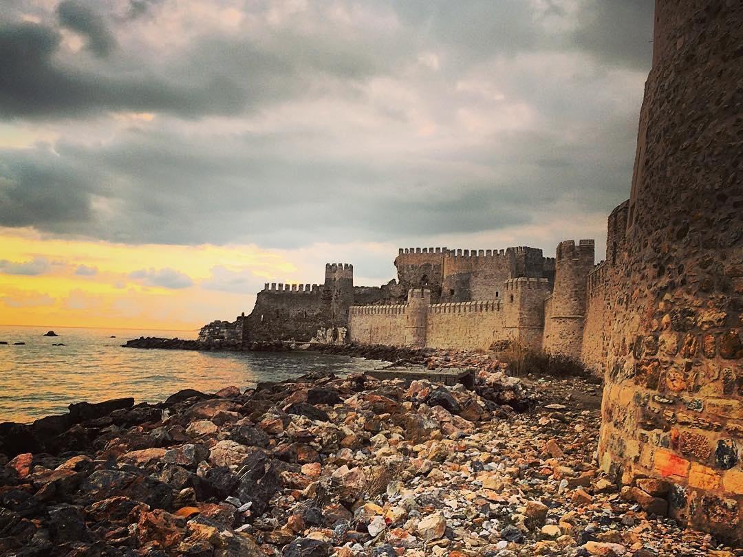 قلعة معمورة مرسين