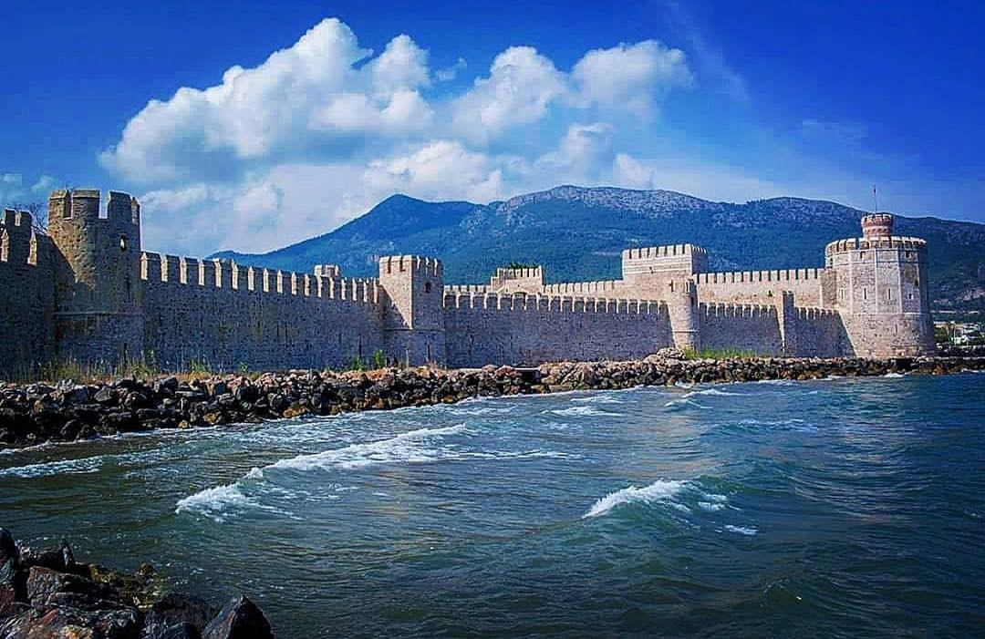 قلعة معمورة في مرسين