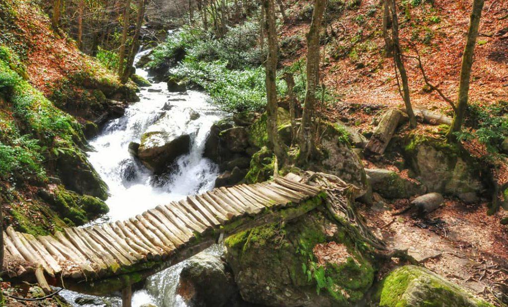 شلال اويلات بورصة - السياحة في بورصة في الشتاء