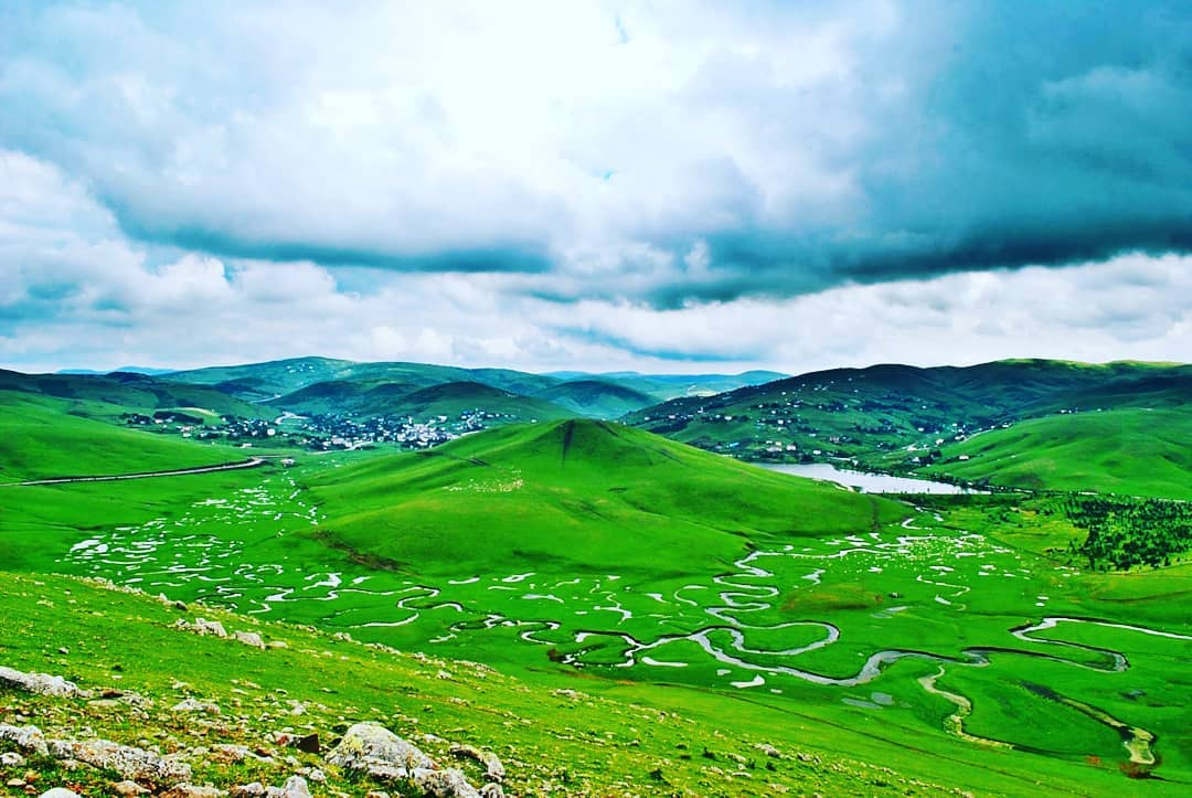 مرتفعات بارشمبا اوردو - الاماكن السياحيه في اوردو