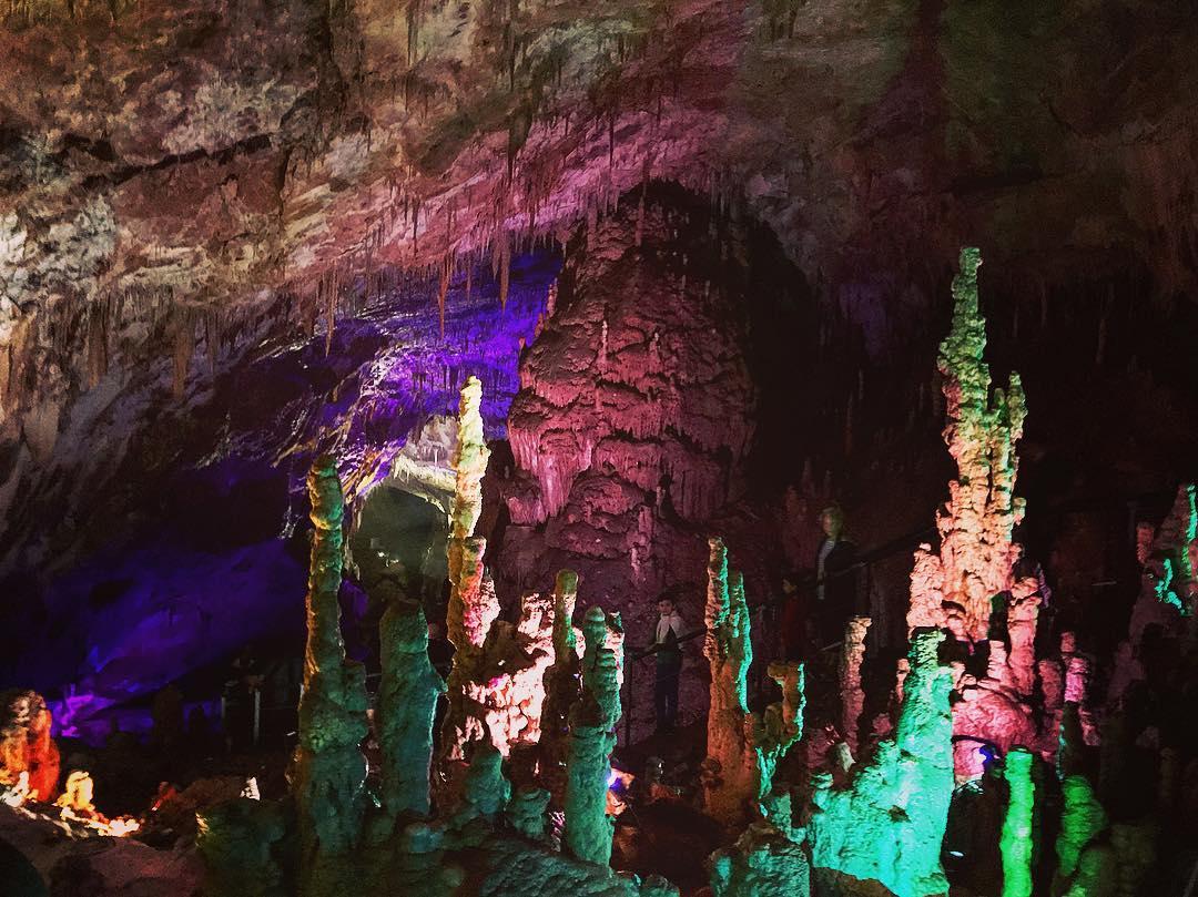 كهف بروميثيوس - السياحة في كوتايسي