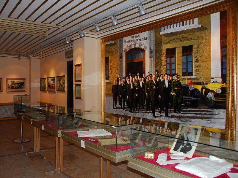 متحف سامسون للتاريخ والاثنوغرافيا - الاماكن السياحية في سامسون