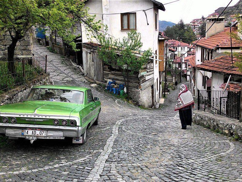 قرية ترمال تركيا