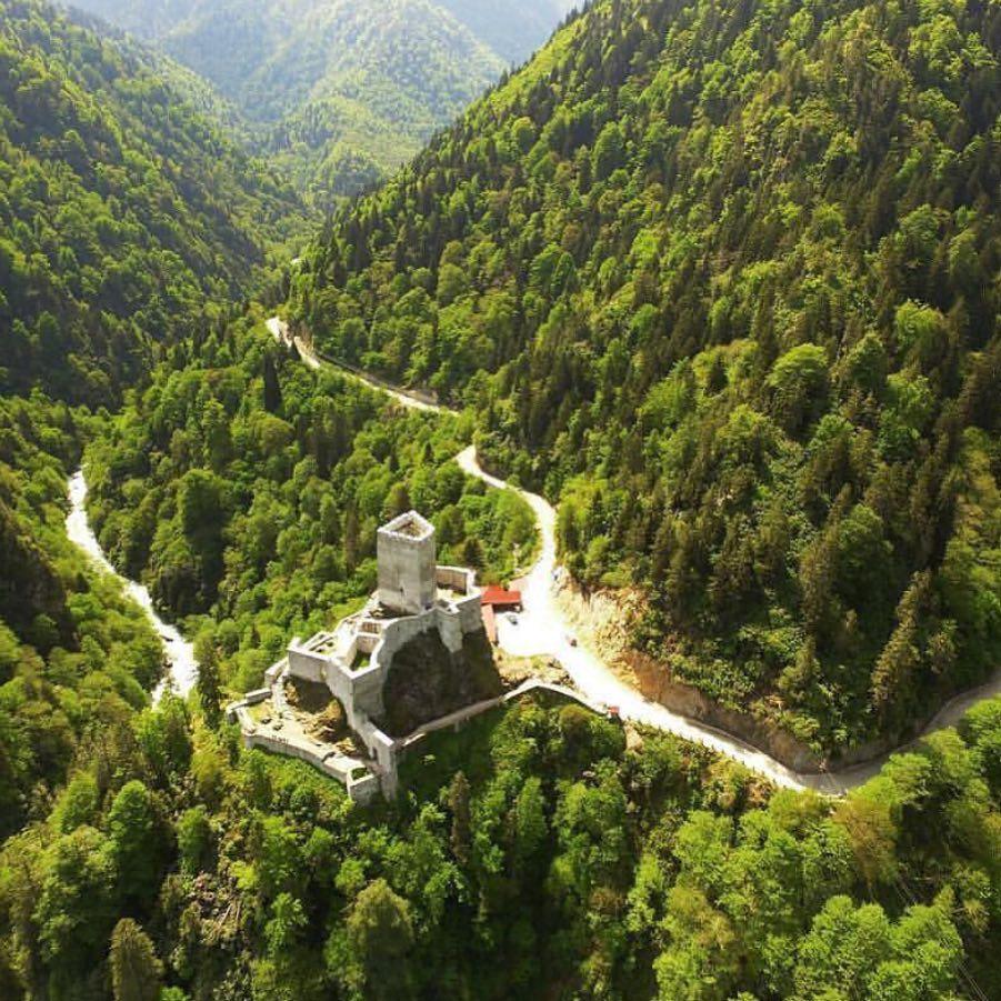 قلعة ريزا - اماكن سياحية في ريزا