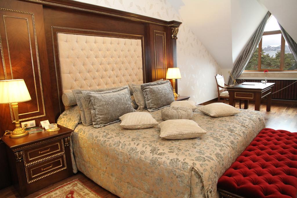 فندق بيوك ابانت - السياحة في بولو