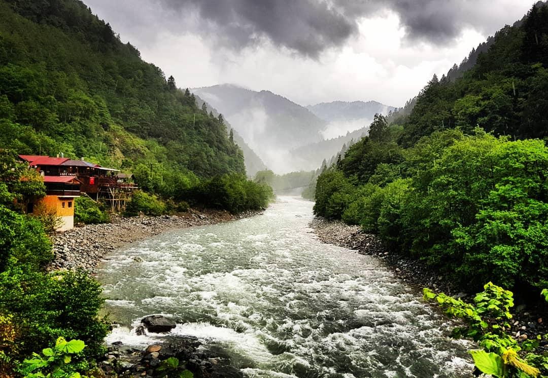 نتيجة بحث الصور عن نهر فارتينا دراسي ريزا تركيا