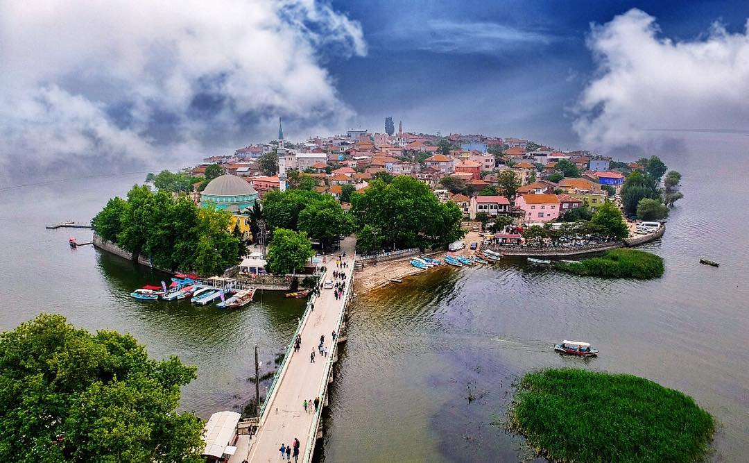 قرية جوليازي - اماكن سياحية في بورصه