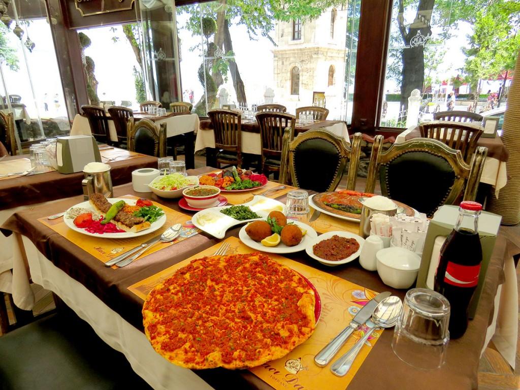 مطعم حجي داي بورصه - افضل المطاعم في بورصه
