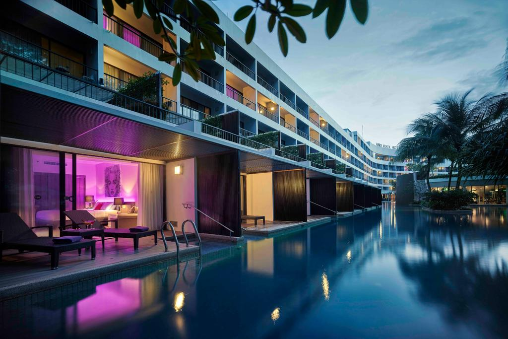 فندق هارد روك ماليزيا - افضل فندق في بينانج
