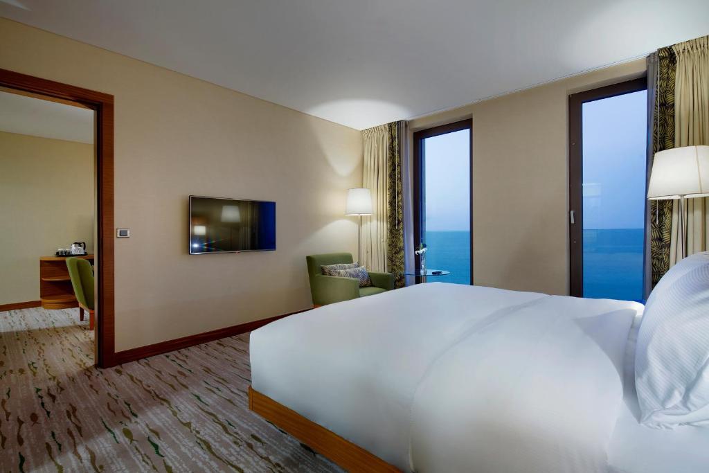 فندق هيلتون جاردن ان طرابزون - افضل الفنادق في طرابزون