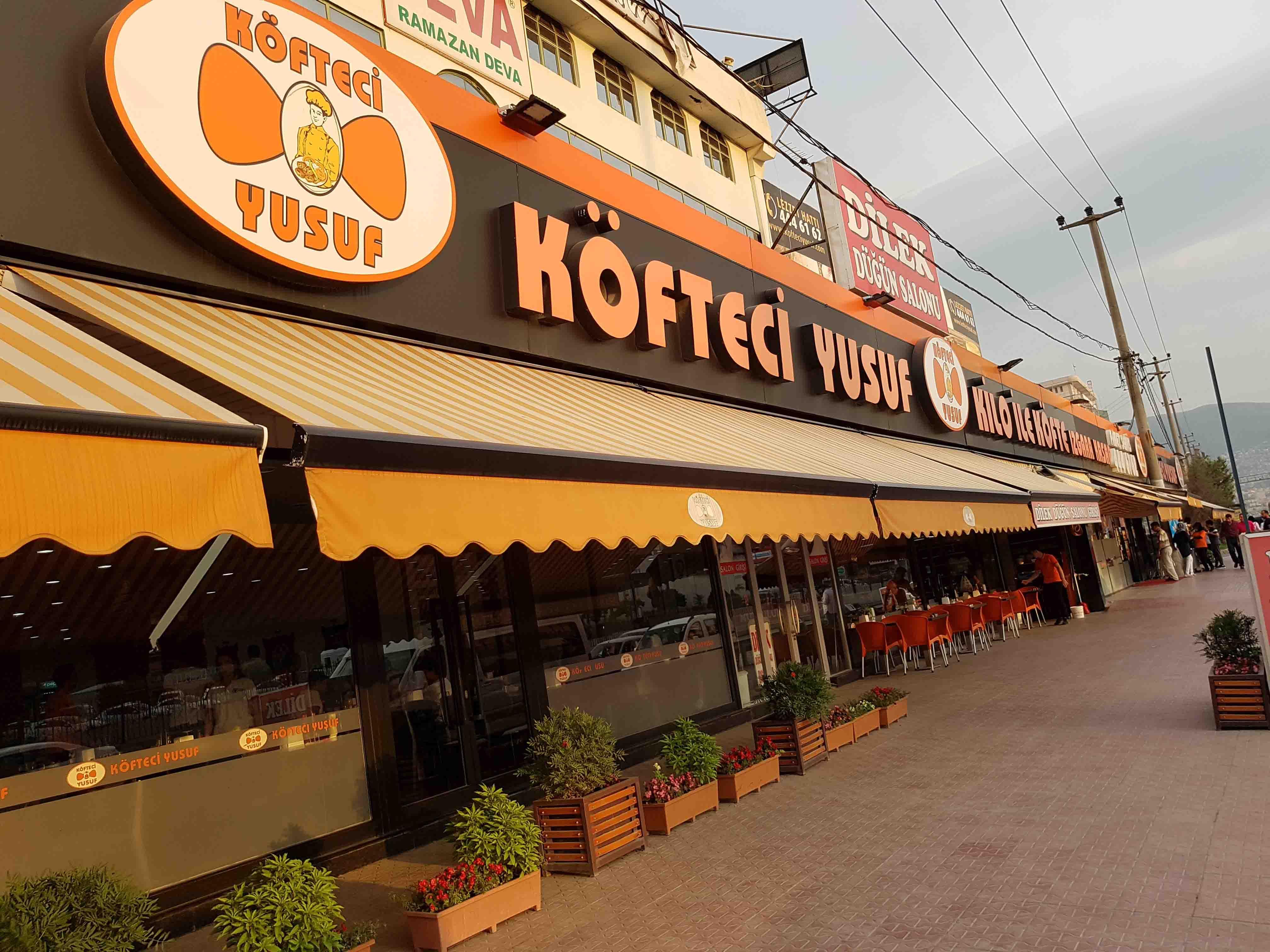 نتيجة بحث الصور عن مطعم كفتجي يوسف يلوا