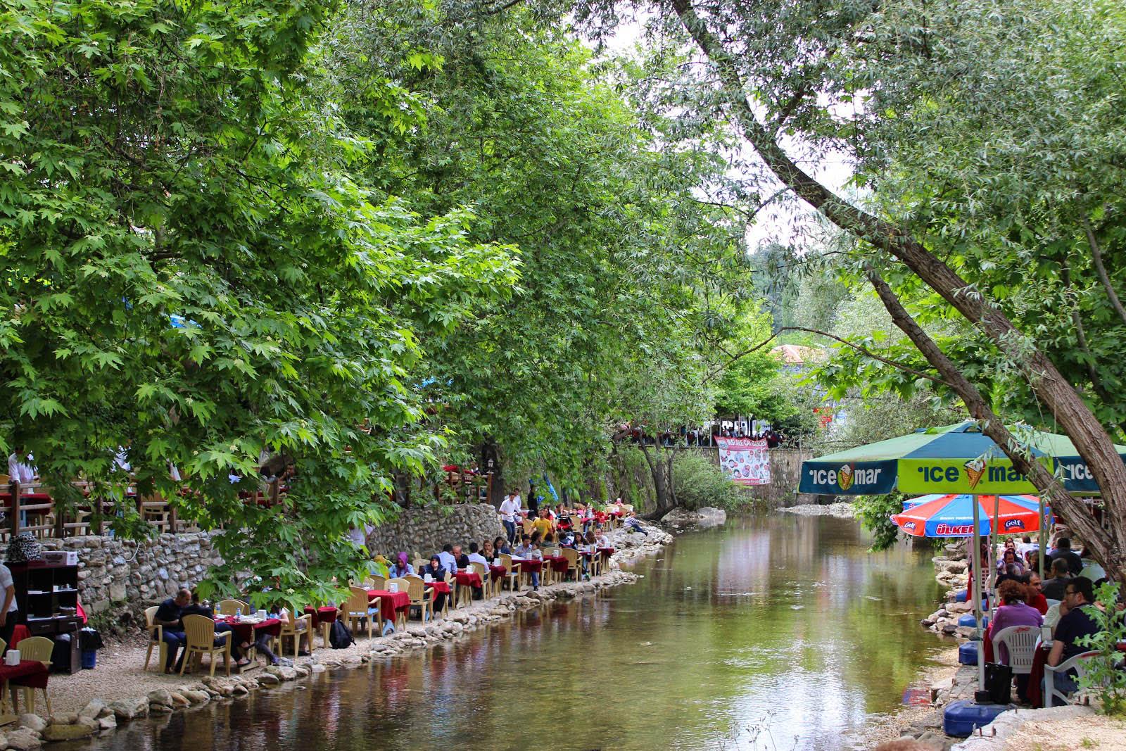 قرية ميسي في بورصة - اماكن سياحية في بورصه