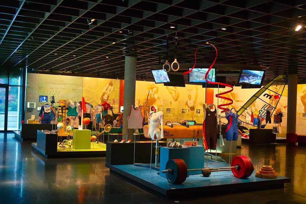 المتحف الأولمبي لوزان - الاماكن السياحية في لوزان