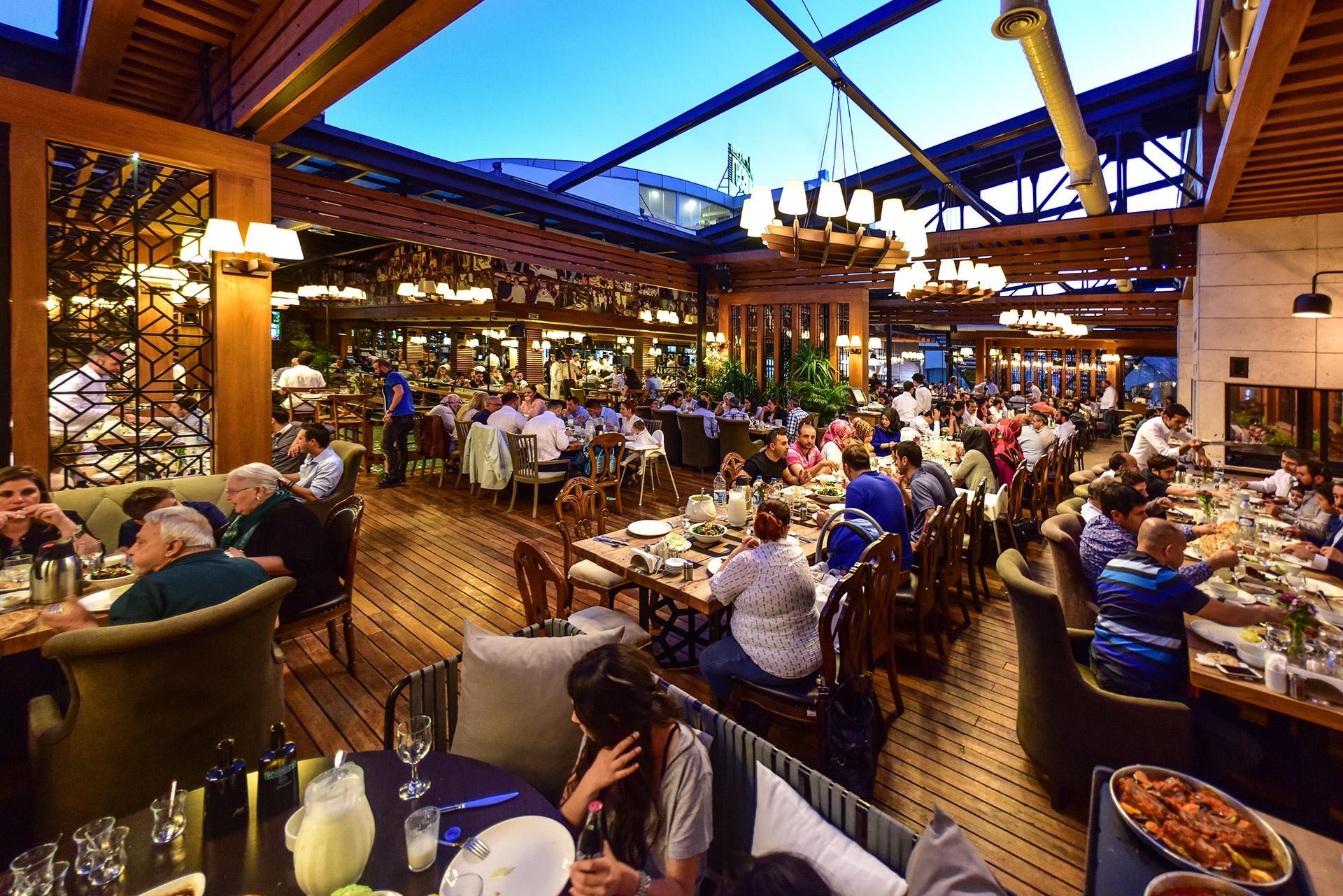 مطعم رجب اوسطا بورصه