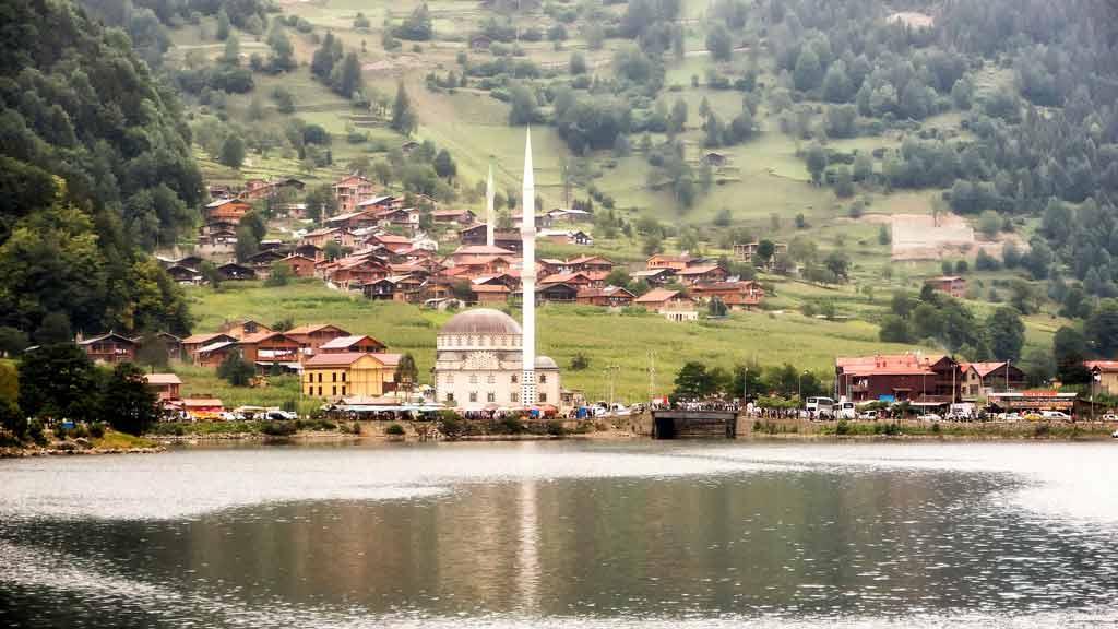 اماكن سياحية في طرابزون