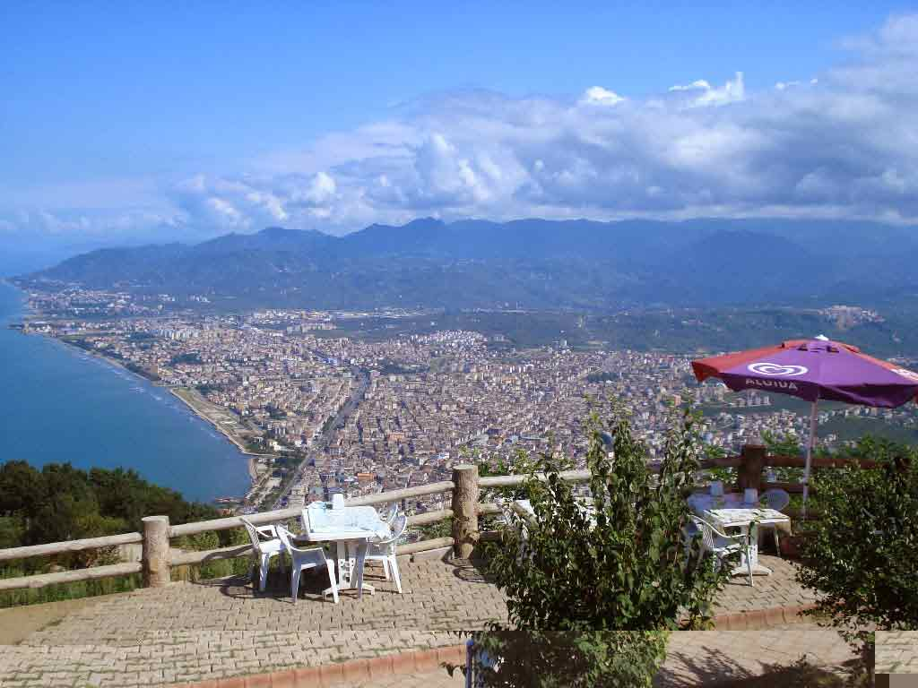 السياحة في طرابزون تركيا